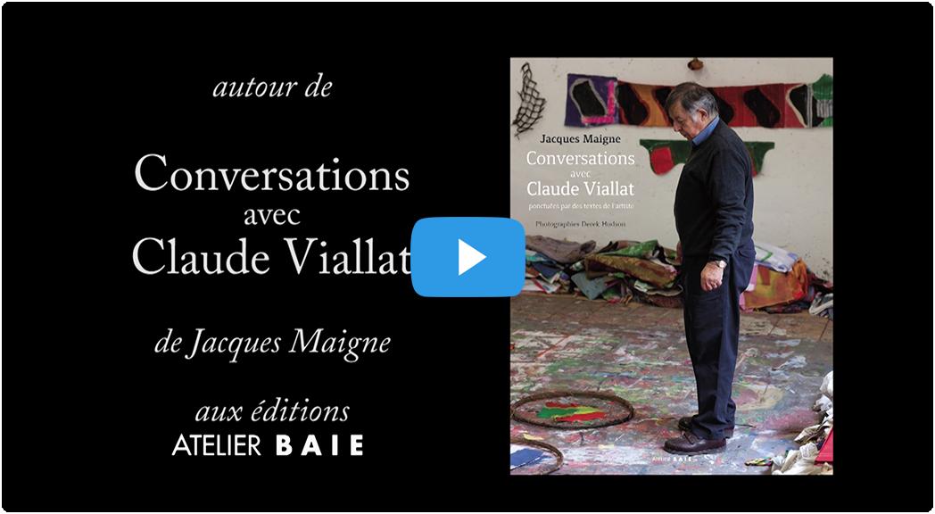 Conversation avec Claude Viallat